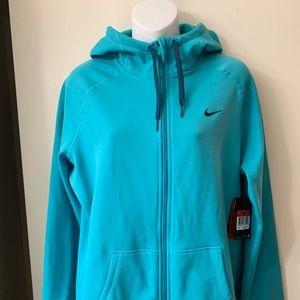 NWT Nike Women's THERMA-FIT Full Zip Hoodie